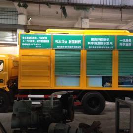 吸污车-干湿分离机-吸污吸粪分离式有机肥-分离式吸污车报价