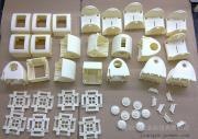 3D效果图制作家装修鸟瞰室内设计建筑