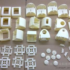 3d打印 塑料塑胶手板模