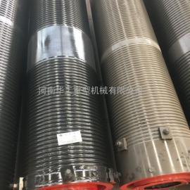 联轴器卷筒组,带超载限制器卷筒组,φ500*2500卷筒组