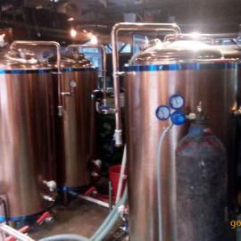 自酿啤酒设备展示 啤酒设备厂家直销