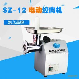 靖江厨房小型绞肉机,电动高速绞肉设备