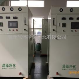 瑞泽本行制作氩气纯化器 售后效劳体系、国内抢先技术