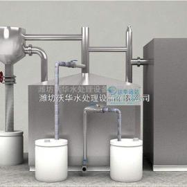 餐饮污水隔油提升设备