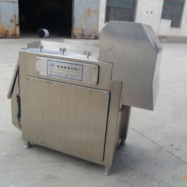云南玉溪市2000型不锈钢冻肉切块机厂家直销