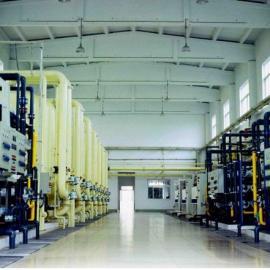 冷却循环水排水及电厂化水浓水中水回用项目