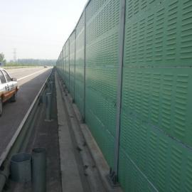 绍兴高架桥声屏障 封闭式声屏障 空调机组隔音墙