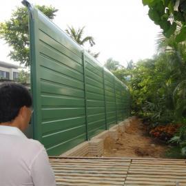 桂林市绕城高速隔音板 高架桥声屏障 声屏障的种类