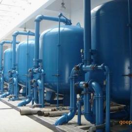 日处理量3000吨全膜法电厂锅炉除盐水技术