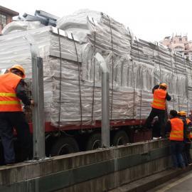 扬州立交桥隔音板 小区吸声屏 铁路声屏障