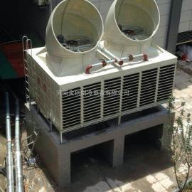 优质河南金创冷却塔生产厂家直销重庆玻璃钢超静音型横流式方塔