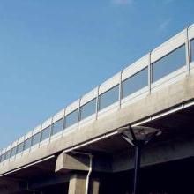 镇江绕城高速隔音板 冷却塔吸音屏 市政工程声屏障