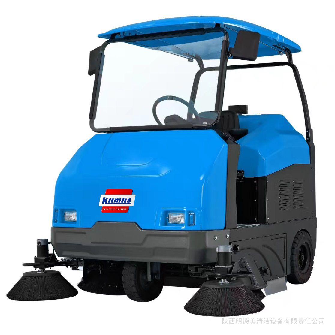 西安清扫车租赁 陕西电动扫地车电瓶清扫车保洁清洁设备出租
