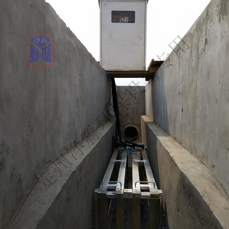 明渠式紫外线消毒设备污水处理设备消毒杀菌仪生活污水处理