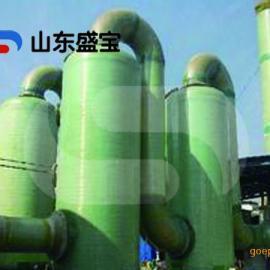 安全玻璃吸收塔厂家 酸雾清灰塔优质零售商 北京盛宝