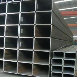 南京热镀锌方矩管经销处 热浸锌方矩管批发