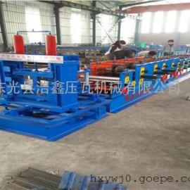 浩鑫压瓦机供应c型钢机 c型钢设备