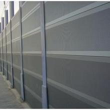 宣城高速声屏障厂家 公路隔音墙 中央空调吸声板