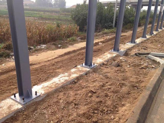 台州公路声屏障 铁路声屏障 高架桥吸声板