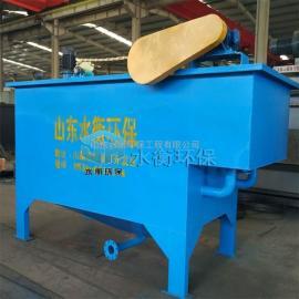 木器生产污水处理设备 涡凹气浮机 新型工艺 高效处理