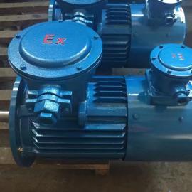 防爆变频电机厂家:YBVF隔爆型变频调速专用三相异步电动机