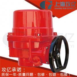 QT10-1防爆型电动驱动装置 石油管道防爆电动执行器