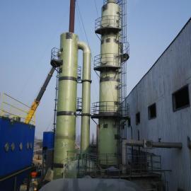 玻璃钢脱硫塔厂家 玻璃钢塔器价格 山东盛宝质量保障