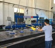 大型激光切割机板材上料吸盘吊、伸缩式真空吊具