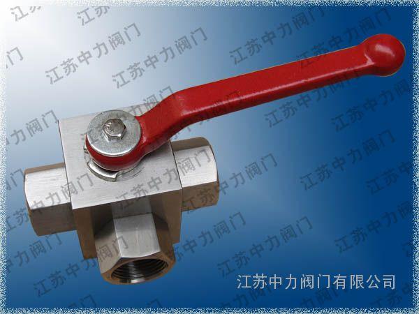Q11N天然气不锈钢高压球阀