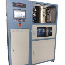 上海盟庭仪器小型真空碳管烧结炉,实验真空碳管炉