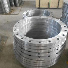 供应A105锻造大口径法兰,碳钢板式平焊法兰
