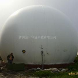 北京煤气工项目公用1500乘方双膜煤气储气柜
