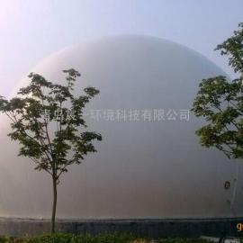 北京煤气工项目公用2500乘方恒压稳压双膜气柜