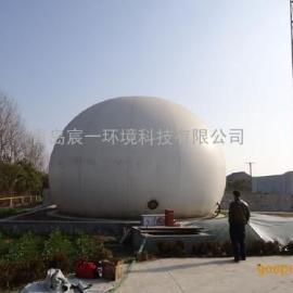 化工业絮凝剂感染水处理项目气体收集公用3000乘方双膜气柜