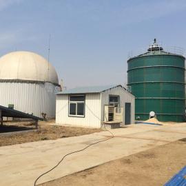 非金属感染水处理项目气体收集公用2000乘方双膜气柜