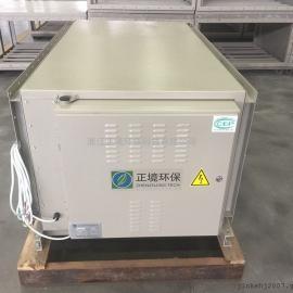 CRT-UV-8新标准静电+紫外线光解8000风量餐饮油烟净化器