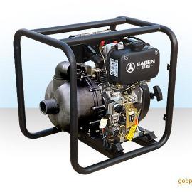 柴油机动力化工泵化学防腐蚀泵