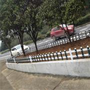 马鞍山电力围栏,马市PVC塑钢变压器护栏,厂房小区围栏_