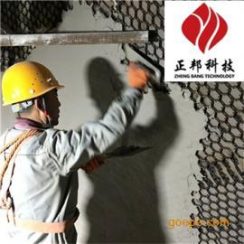 耐磨陶瓷涂料 承接烟道耐磨涂料施工 龟甲网防磨胶泥
