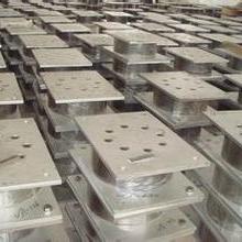 供应茂名Y4Q铅芯隔震橡胶支座质高价不高