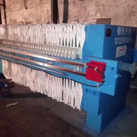 压滤机 高压隔膜压榨压滤机 板框压滤机 高干压滤机