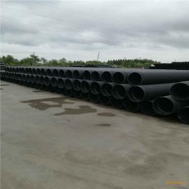 山东塑钢缠绕管 山东钢带增强螺旋波纹管
