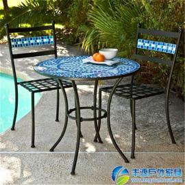 汕头市阳台休闲桌椅图片