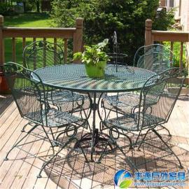 惠州市铸铁休闲桌椅批发