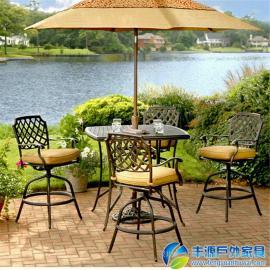 广东铁艺户外休闲桌椅价格