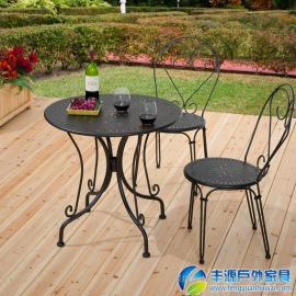 东莞市铸铁户外桌椅图片