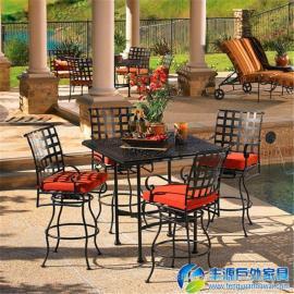 广州市铸铁休闲桌椅厂家