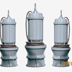 天津德能QHB型立式混流泵大扬程大排量潜水混流泵