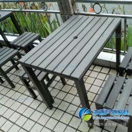 惠州市售楼部户外桌椅厂家