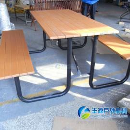 惠州市售楼部户外桌椅图片